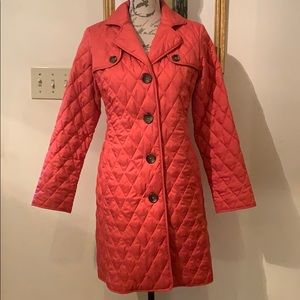 LL Bean Quilted Jacket XS